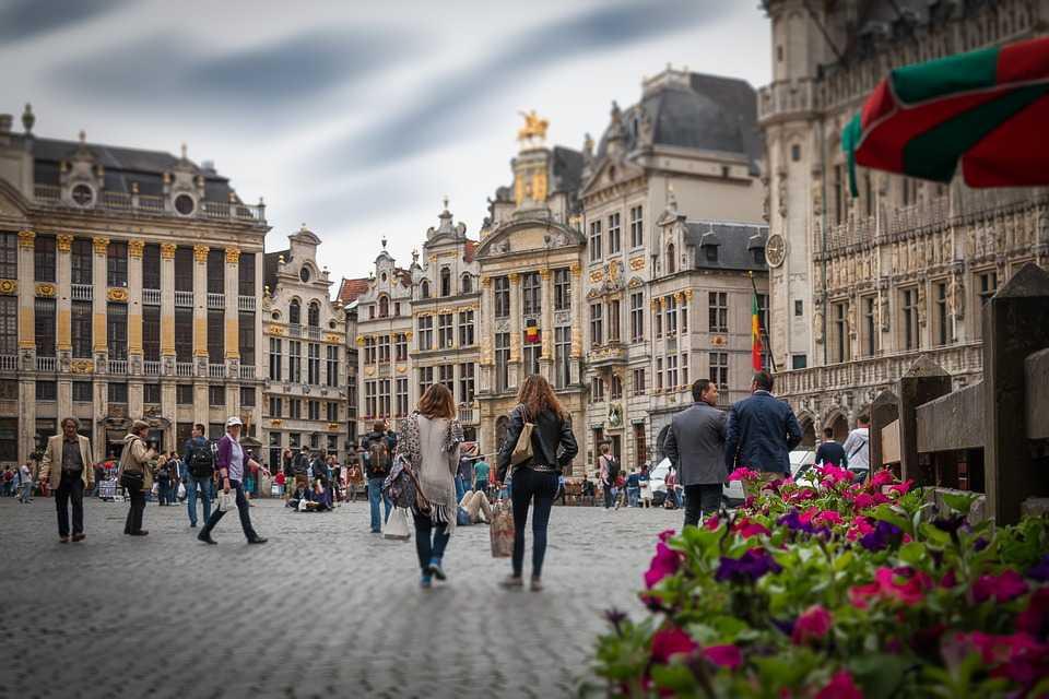 Бельгия-Брюссель